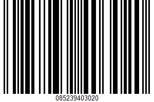 Acai Berry Puree UPC Bar Code UPC: 085239403020