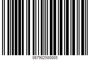 Akiyama, Pickled Radish UPC Bar Code UPC: 087902500005