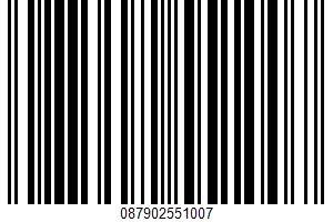 Akiyama, Takuan (pickled Radish) UPC Bar Code UPC: 087902551007