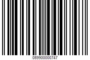 Aj Stephans, Lemonade UPC Bar Code UPC: 089900000747