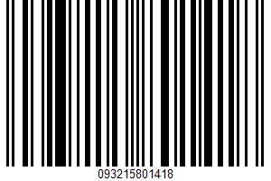 Seasoned Snack Crackers UPC Bar Code UPC: 093215801418