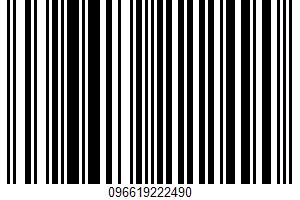 Super Extra Large Peanuts UPC Bar Code UPC: 096619222490