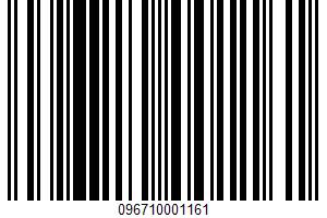 A Distinct Savory Sauce UPC Bar Code UPC: 096710001161