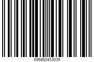 Alaskan Cod Cakes UPC Bar Code UPC: 099482453039