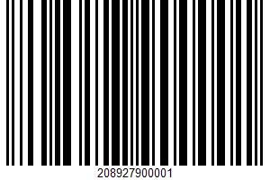 Ahold, German Brand Bologna UPC Bar Code UPC: 208927900001