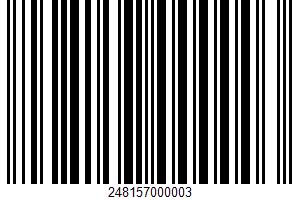 Ahold, Pork Tenderloin, Teriyaki Seasoned UPC Bar Code UPC: 248157000003