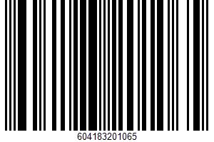 Al Pastor Taco Bowl UPC Bar Code UPC: 604183201065