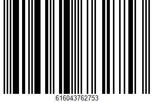 Rico, Tortilla Chips UPC Bar Code UPC: 616043762753