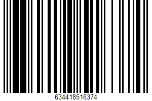 Albanese, Mini Gummi Worms UPC Bar Code UPC: 634418516374