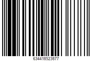 Albanese, Gummi Fruit Slices UPC Bar Code UPC: 634418523877