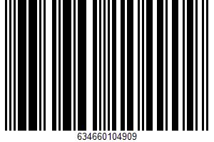 Acme Fresh Market, Colby Jack Cheese UPC Bar Code UPC: 634660104909