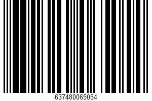 Advantage Shake UPC Bar Code UPC: 637480065054