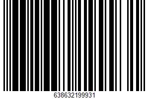 Aged Nutcheese UPC Bar Code UPC: 638632199931