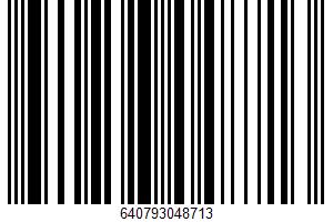 Acidulated Soft Candy Lollipop UPC Bar Code UPC: 640793048713