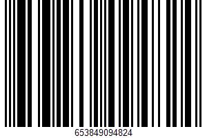 Ahi Tuna Steaks UPC Bar Code UPC: 653849094824