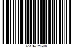 Alderwood Smoked Salt Chocolate UPC Bar Code UPC: 654367520208