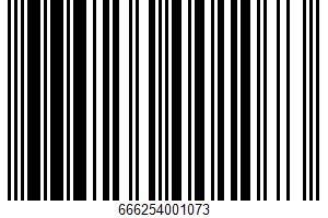 Agrosik, Sauerkraut UPC Bar Code UPC: 666254001073