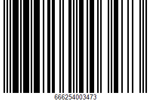 Agrosik, Konserwowe Baby Dill Pickles UPC Bar Code UPC: 666254003473