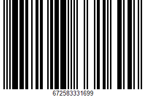 A Dutch Masterpiece, Rembrandt, Extra Aged Gouda Cheese UPC Bar Code UPC: 672583331699