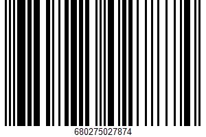 Acai Green Tea UPC Bar Code UPC: 680275027874