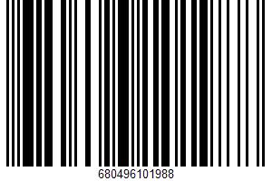 Agavi Strawberry Fruit Spread With Agave Syrup UPC Bar Code UPC: 680496101988