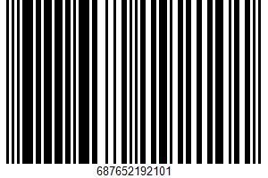 Aged Goat Cheese UPC Bar Code UPC: 687652192101