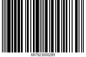 Essence Of Cranberry Lime UPC Bar Code UPC: 687923000289