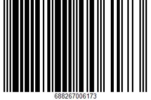 Southwest Style Salsa UPC Bar Code UPC: 688267006173