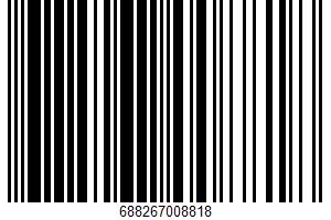 Ahold, Whole Milk UPC Bar Code UPC: 688267008818