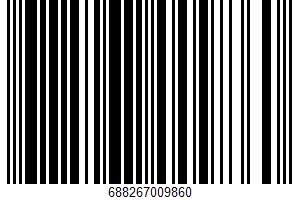Ahold, Natural Crumbled Blue Cheese UPC Bar Code UPC: 688267009860