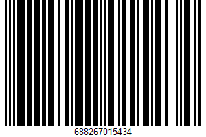 Ahold, Instant Oatmeal, Raisins & Spice UPC Bar Code UPC: 688267015434