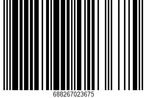 Ahold, Peeled Garlic UPC Bar Code UPC: 688267023675