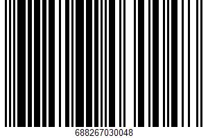 Ahold, Wafers, Vanilla UPC Bar Code UPC: 688267030048