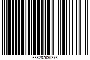 Ahold, Creamy Peanut Butter UPC Bar Code UPC: 688267035876