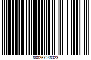 Ahold, Thin Sliced Honey Ham UPC Bar Code UPC: 688267036323