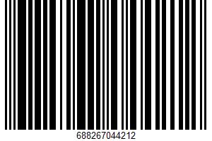 Ahold, Nature's Promise, Organic Walnuts UPC Bar Code UPC: 688267044212