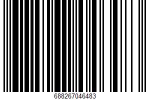 Ahold, Premium Turkey Bacon UPC Bar Code UPC: 688267046483