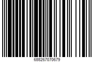 Ahold, Black Tea UPC Bar Code UPC: 688267070679