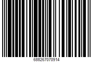 Ahold, Creamy Italian Dressing UPC Bar Code UPC: 688267070914