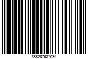 Ahold, Roman Beans UPC Bar Code UPC: 688267087035