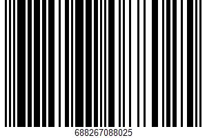 Ahold, Nature's Promise, Organic Pecans UPC Bar Code UPC: 688267088025