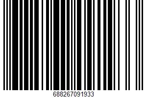 Ahold, Nature's Promise, Organic Half & Half UPC Bar Code UPC: 688267091933