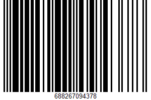 Ahold, Light Italian Bread UPC Bar Code UPC: 688267094378