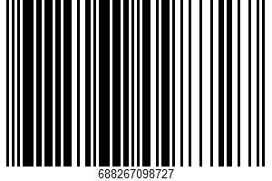Ahold, Half & Half UPC Bar Code UPC: 688267098727
