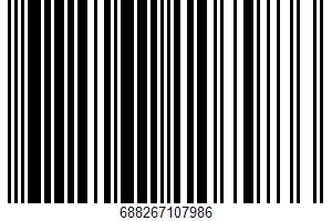 Ahold, Electrolyte Enhanced Water UPC Bar Code UPC: 688267107986