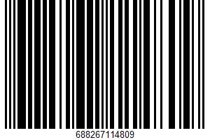 Ahold, California Pitted Prunes UPC Bar Code UPC: 688267114809