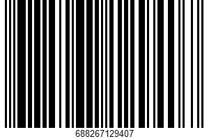 A Blend Of Indian Corn, Candy Corn & Candy Pumpkins UPC Bar Code UPC: 688267129407