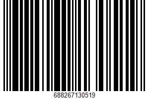 Ahold, Microwave Popcorn, Movie Theater Butter UPC Bar Code UPC: 688267130519