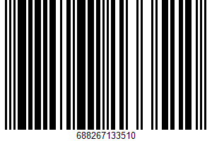 Ahold, Instant Oatmeal, Maple, Brown Sugar UPC Bar Code UPC: 688267133510