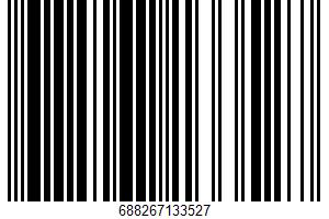 Ahold, Instant Oatmeal, Apples & Cinnamon UPC Bar Code UPC: 688267133527